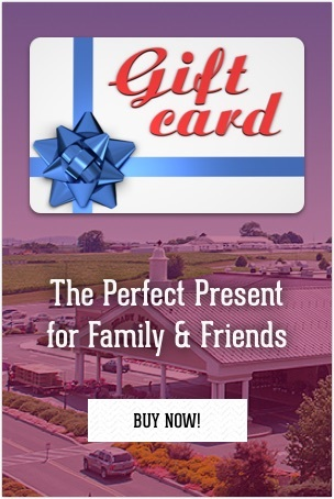 The Perfect Present for Family & Friends - Shady Maple Gift Card - Buy Now