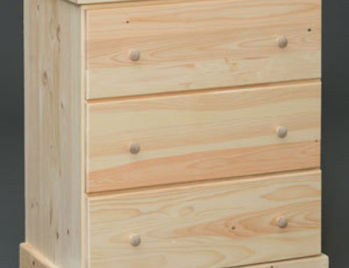 Amish Made Chest