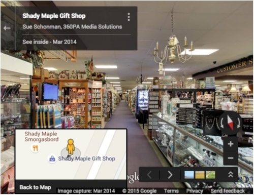 tile giftshop virtualtour