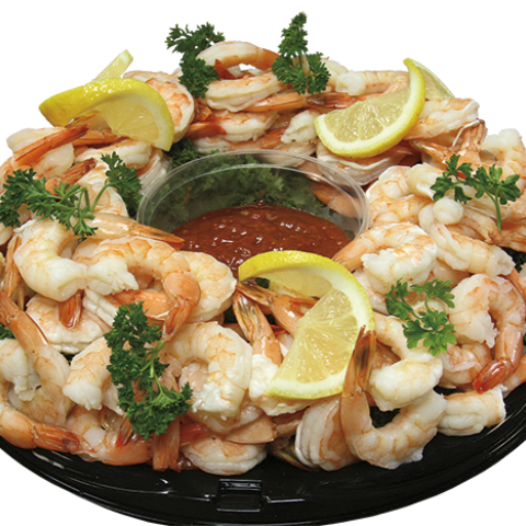 193710 Cooked Shrimp